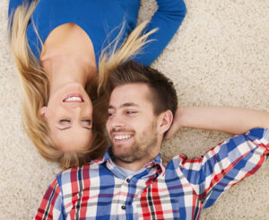 Fiber ProTector just makes you happier because you know you have the best in carpet and fabric protection.